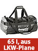 Semptec Urban Survival Technology Rucksack-Reisetasche aus LKW-Plane, 65 l Semptec Urban Survival Technology