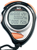 PEARL sports Fitness-Stoppuhr Premium, 3-Zeilen-Display, 30 Speicher PEARL sports Digitale Stoppuhren