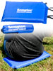 Semptec Urban Survival Technology Selbstaufblasendes Outdoor-Thermo-Sitzkissen, 24 x 1 x 42 cm Semptec Urban Survival Technology