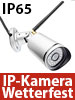 7links Wetterfeste 1080p FullHD IP-Kamera IPC-850.FHD mit SofortLink 7links Outdoor-WLAN-IP-Kameras