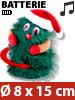 pearl usb weihnachtsbaum mit led farbwechsel glasfaserlichtern. Black Bedroom Furniture Sets. Home Design Ideas