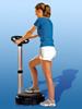 newgen medicals Total Vibrations Home-Trainer newgen medicals