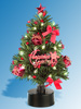 PEARL LED-Weihnachtsbaum mit Batterie-Betrieb PEARL Mini Weihnachtsb�ume