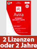 Avira Internet Security Suite 2017 - 1+1 Special (2 Lizenzen oder 2 Jahre) Avira Internet & PC-Security (PC-Software)