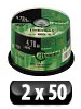 Intenso DVD-R 4.7GB 16x, 100er-Spindel Intenso DVD-Rohlinge