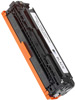 Rebulid Toner-Kartusche f�r HP (ersetzt CE320A), black recycled / rebuild by iColor