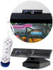 MGT Mobile Games Technology Retro-TV-Fitness-Spielkonsole mit Bewegungssensor und -Controller MGT Mobile Games Technology TV Fitness-Spielkonsolen