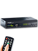 Digitaler pearl.tv HD-Sat-Receiver DSR-395U.SE mit Full-HD-Player auvisio
