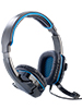 Mod-it Gaming-Headset mit Lautstärkeregler und Mikrofon-Stummschalter Mod-it Over-Ear-Gaming-Headset