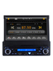 "7"" Touchscreen DVD-Autoradio mit GPS & Bluetooth (refurbished) Creasono 1 DIN Autoradios"