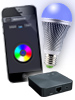 "CASAcontrol WiFi-Beleuchtungs-System ""Farbe"" inkl. 3 LED-Lampen, E27 CASAcontrol WiFi-Lampen Starter-Sets"