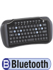 "GeneralKeys Mini-Bluetooth-Tastatur QWERTZ mit Touchpad ""MFT-380.mini"" GeneralKeys Mini Bluetooth Tastaturen Maus Steuerungen"