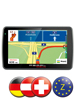 PEARL Navigationssystem VX-50 Easy mit Zentraleuropa PEARL Mobile Navi-Systeme 5""