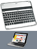 GeneralKeys Alu-Schutzcover ISC-288, integrierte Tastatur f. iPad2/3 (refurbished) GeneralKeys Bluetooth-Tastaturen (iPad)