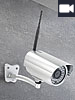 "7links Outdoor IP-Kamera ""IPC-780.HD"" mit Alu-Geh�use, IR-Nachtsicht 7links Outdoor IP-Kameras"
