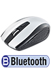 GeneralKeys Optische Mini-Maus mit Bluetooth 3.0, 1600 dpi, 6-Tasten GeneralKeys