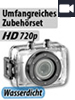 "Somikon 3in1 HD-Action-Cam ""DV-500"" mit Spezial-Software & Zubeh�rset Somikon"