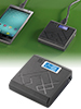 revolt USB-Powerbank mit 6.600 mAh, LCD-Display & LED-Lampe revolt USB-Powerbanks mit Display