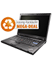"Lenovo ThinkPad T500, 15.4"" WXGA, C2D 2x2.26 GHz, 2GB, 160GB (refurb.) Lenovo Notebooks"