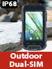 "simvalley MOBILE Outdoor-Smartphone SPT-900 V2, 4"", IP68 (refurbished) simvalley MOBILE"