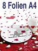 Your Design 8 Cera Mia Keramik-Transferfolien DIN A4 transparent f�r Laserdrucker Your Design