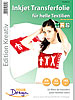 Your Design 32 T-Shirt Transferfolien f�r wei�e Textilien A4 Inkjet Your Design T-Shirt-Druck-Folien