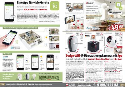 7links wlan camera wifi ip berwachungskamera mit full hd app nachtsicht f r echo show wlan. Black Bedroom Furniture Sets. Home Design Ideas