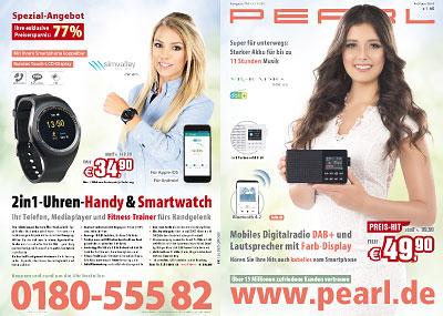 Pearl Online Versand