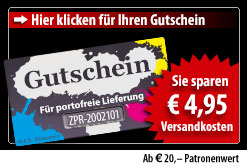 Promotion: Portofreie Lieferung